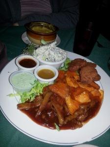 Kaya's Combo--yum!